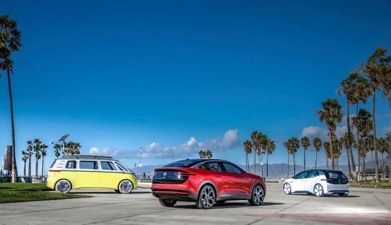 Volkswagen удвоил сумму заказов на аккумуляторы для своих электромобилей с $25 млрд до $48 млрд