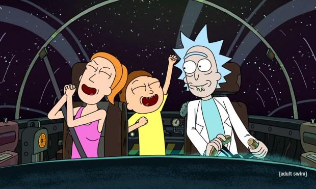 Рика и Морти наконец продлили причем сразу на 70 эпизодов