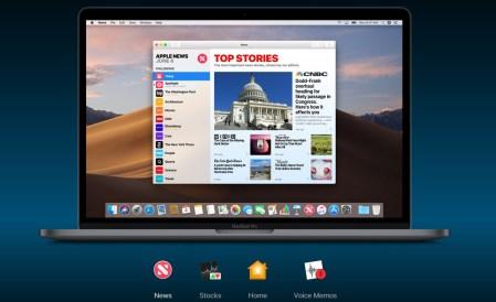 Apple не планирует объединять iOS и macOS, но мобильные приложения появятся на компьютерах компании