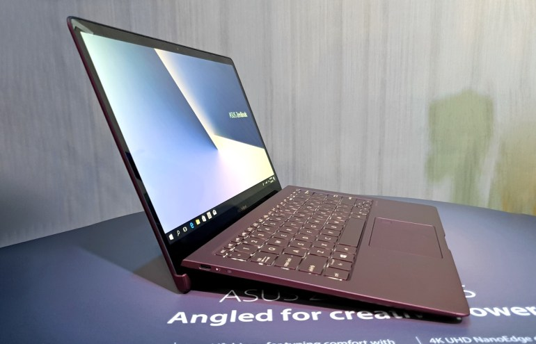 ASUS ZenBook S (UX391) - ноутбук в защищённом корпусе весом 1 кг