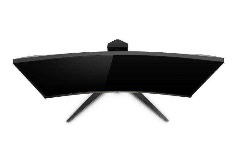 AOC G1 - новая линейка игровых мониторов начального уровня с изогнутыми VA-матрицами