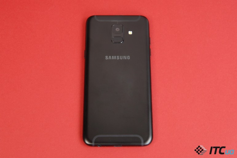 Обзор смартфона Samsung Galaxy A6 (2018)