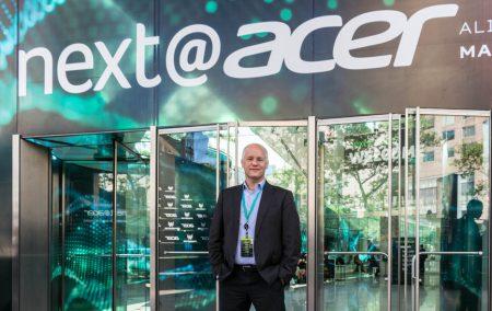 Джон Мидема, Acer: мы очень молоды как игровая компания, но наши результаты говорят, что мы всё делаем правильно - ITC.ua