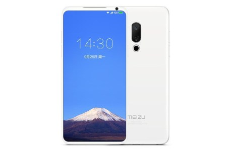 Смартфоны серии Meizu 16 представят уже в августе, они получат сканер отпечатков под экраном, а старший Meizu 16 Plus — тройную основную камеру
