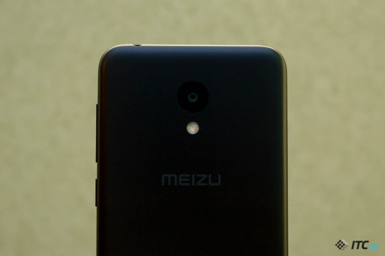 Камера Meizu M8c