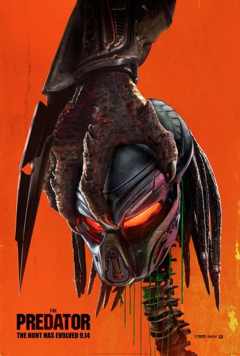 """Новый трейлер фантастического фильма The Predator / """"Хищник"""" с эволюционировавшим Суперхищником"""
