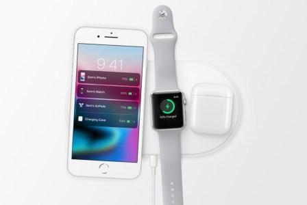 Беспроводное ЗУ Apple AirPower теперь ожидается только в сентябре (спустя ровно год после анонса)