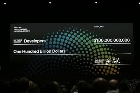WWDC 2018: Магазин приложений App Store посещают 500 млн человек в неделю, благодаря чему разработчики заработали уже более $100 млрд