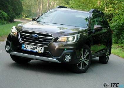Subaru Outback: «я постарел, но не заржавел»