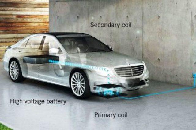 Беспроводная зарядка для электрокара: настоящее и будущее, плюсы и минусы - ITC.ua