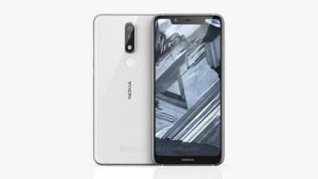 Смартфон Nokia 5.1 Plus засветился в базе данных TENAA