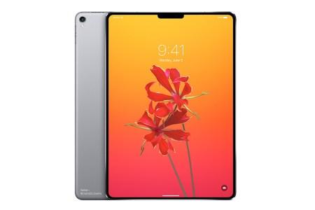 В коде iOS 12 нашли намеки на новые безрамочные планшеты iPad Pro (2018) без кнопки Home, но с челкой и Face ID