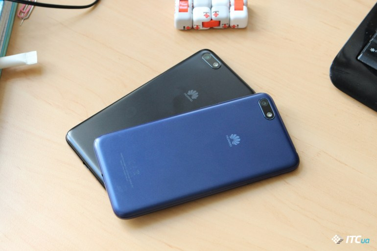 Размеры Huawei Y5 2018 и Y6 Prime 2018