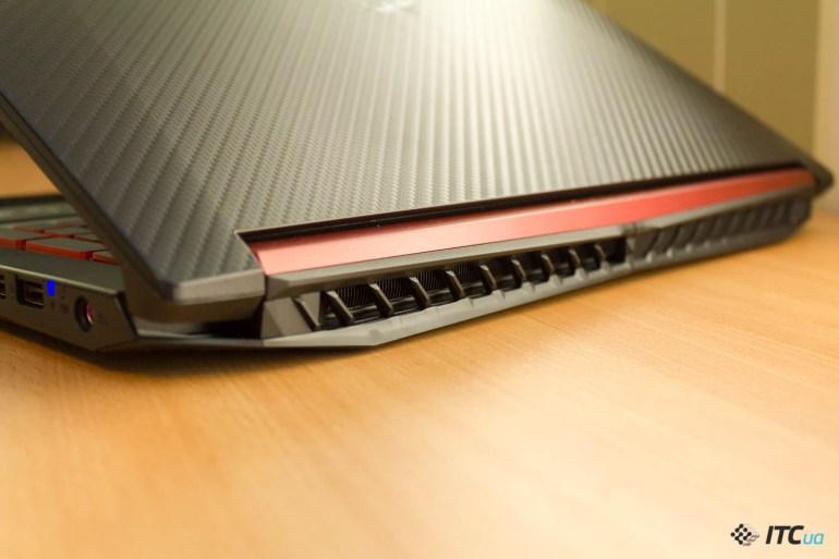 Обзор игрового ноутбука Acer Nitro 5 на платформе AMD Ryzen