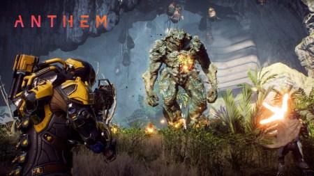 BioWare показала 20 минут геймплея Anthem, включая битву с финальным боссом уровня