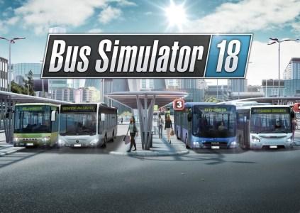 Bus Simulator 18: не стойте в дверях, проходите внутрь салона!