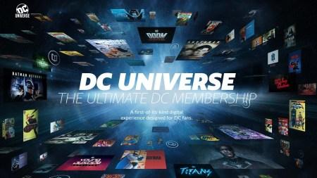 Подписка на стриминговый сервис для фанатов комиксов DC Universe составит $8 в месяц / $75 в год (бонус — первый трейлер сериала Titans / «Титаны»)