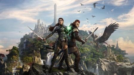The Elder Scrolls Online: Summerset — Альтмер в высоком замке