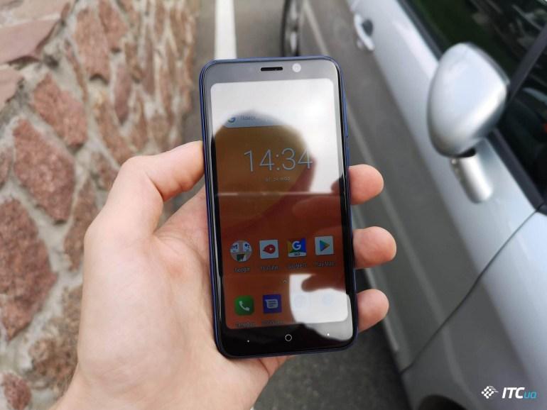 Смартфон вместо «звонилки»: обзор Doogee X50 на Android Go