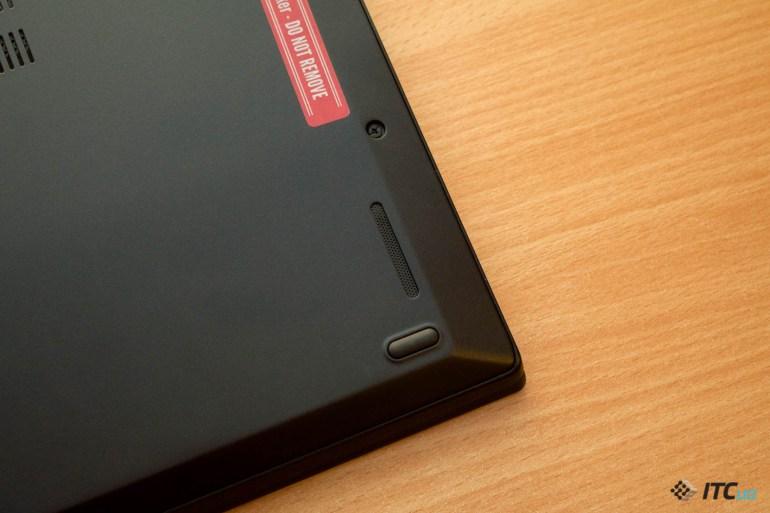 звук ThinkPad T480s