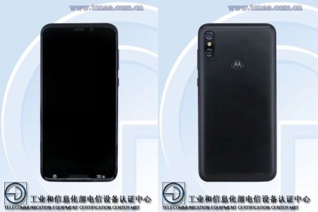В базе данных TENAA засветились смартфоны Motorola One и Motorola One Power