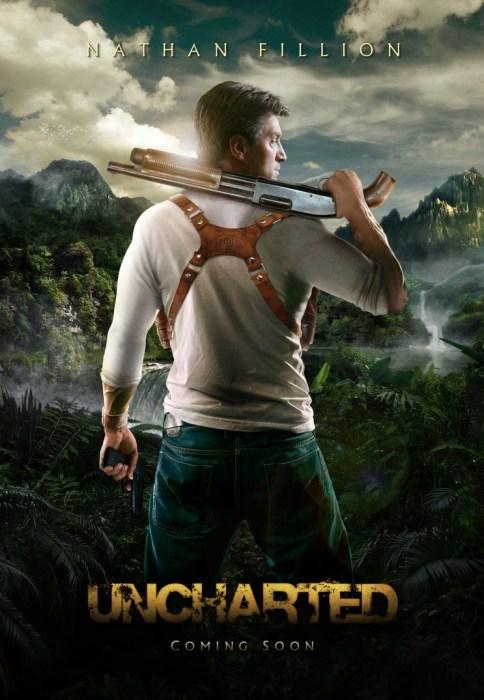 Натан Филлион снялся в фанатской короткометражке по игре Uncharted