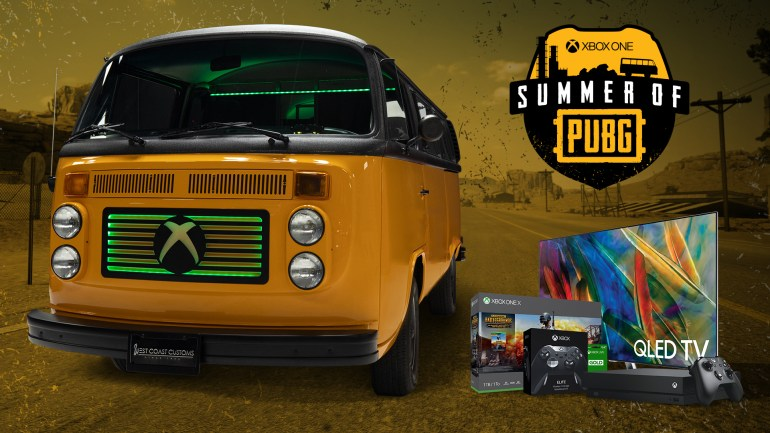 """""""Тачка на прокачку"""": West Coast Customs создали PUBG Bus, чтобы """"фанаты могли играть в PUBG, пока едут играть в PUBG"""""""