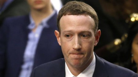 Марк Цукерберг потерял почти $17 млрд из-за недовольства инвесторов Facebook и рискует выбыть из тройки богатейших людей планеты