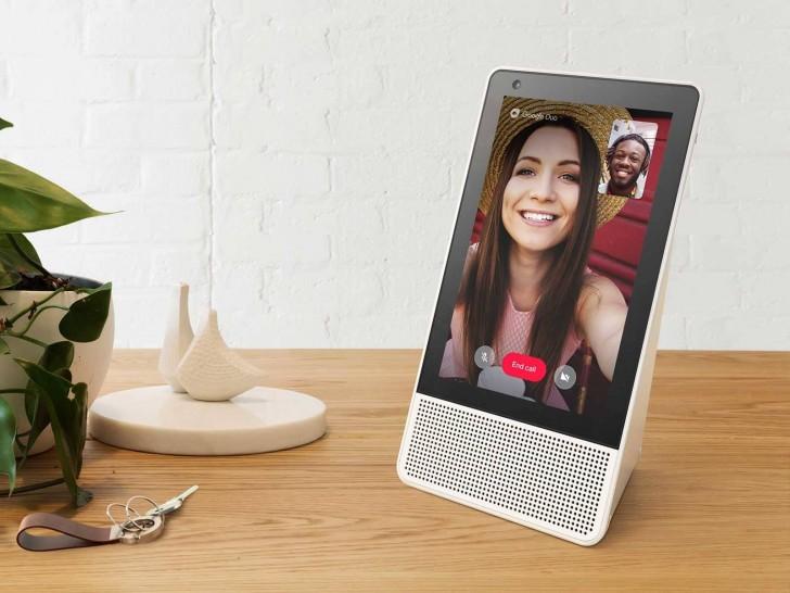 Lenovo анонсировала устройство Smart Display с Google Assistant