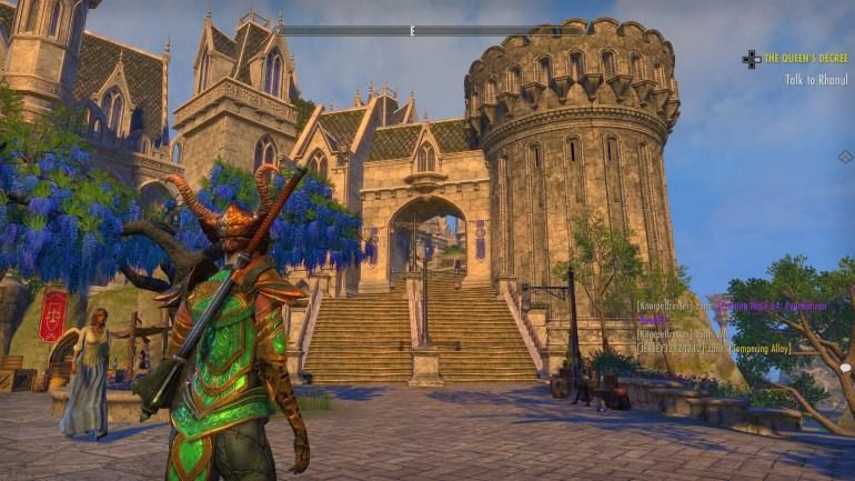 The Elder Scrolls Online: Summerset - Альтмер в высоком