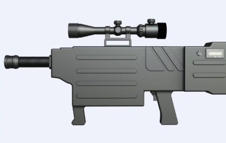 Китайские ученые заявили о создании лазерной штурмовой винтовки ZKZM-500 с радиусом поражения до 1 км