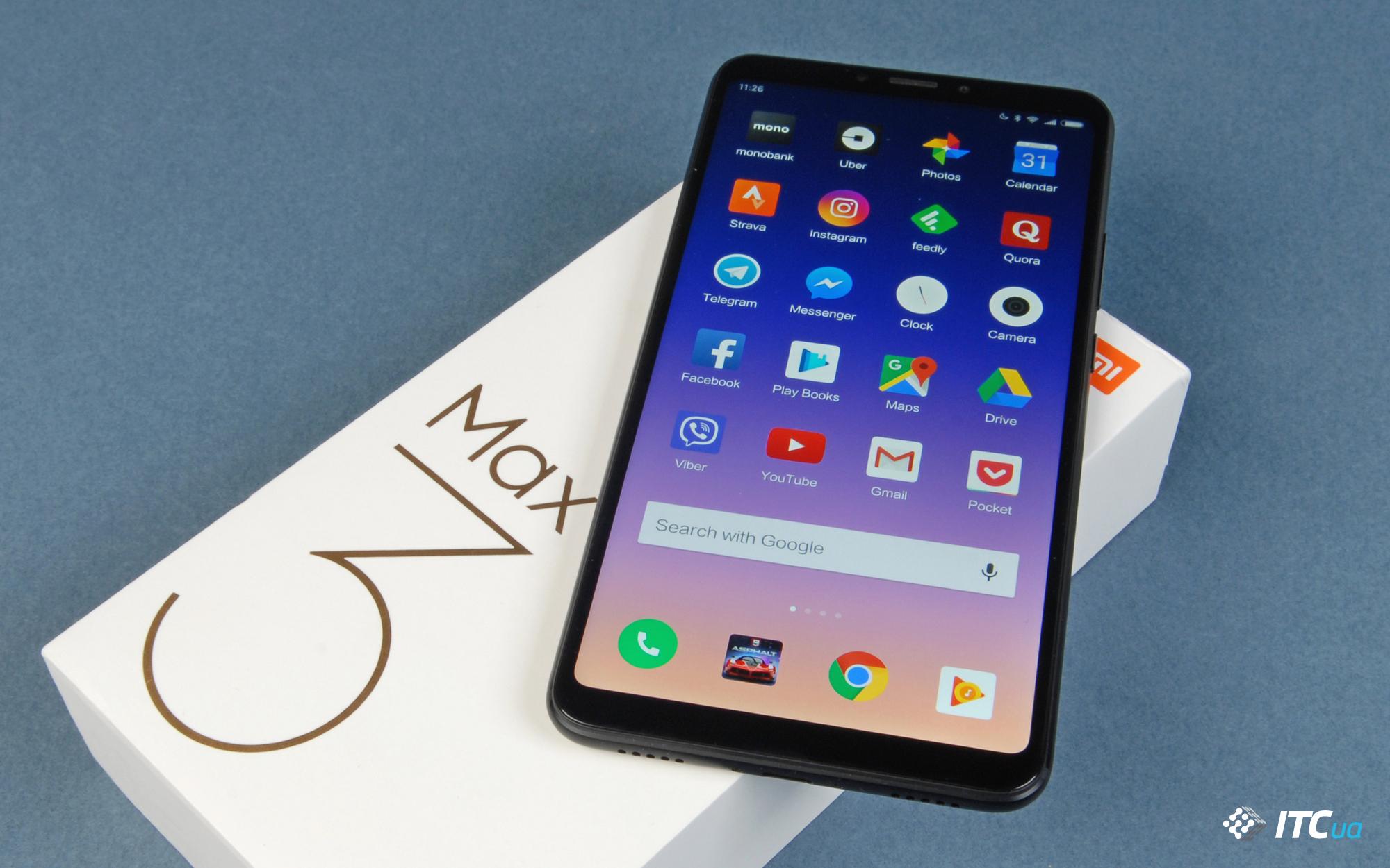 Обзор смартфона Xiaomi Mi Max 3: еще больше, еще лучше ...