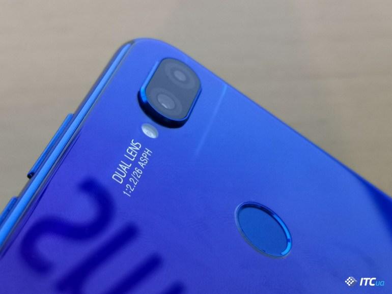 Huawei P Smart+ камеры