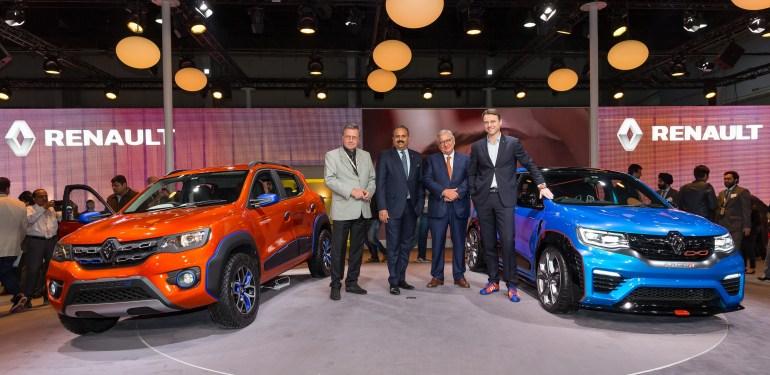 Слухи: Renault собирается выпустить электромобиль стоимостью всего $8500 на основе бюджетного кроссовера Renault Kwid