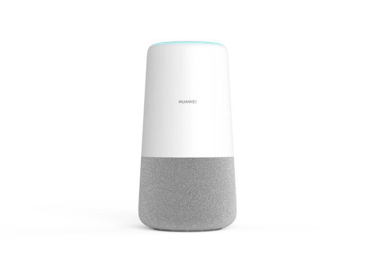 Huawei показала умное устройство AI Cube – гибрид роутера и умной колонки с поддержкой Alexa