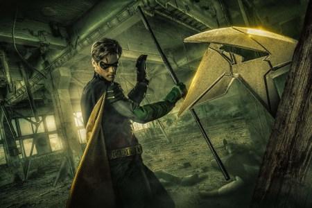 Стриминговый сервис DC Universe запустят 15 сентября, а первый оригинальный сериал Titans / «Титаны» — 3 октября