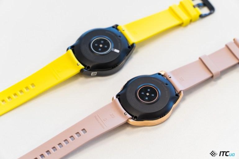 Представлены умные часы Samsung Galaxy Watch, большая версия может работать неделю без подзарядки