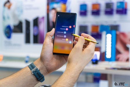 Смартфон Samsung Galaxy Note9 ожидаемо получил лучший дисплей на рынке по мнению DisplayMate