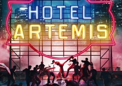 """Hotel Artemis / «Отель """"Артемида""""»"""