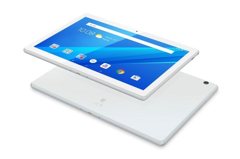 Lenovo представила новое поколение Android-планшетов из трех бюджетных моделей Lenovo Tab E7/E8/E10 и двух более продвинутых Lenovo Tab M10/P10