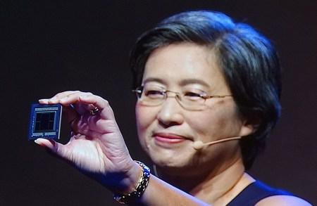 К декабрю AMD намерена запустить производство чипов по 7-нм техпроцессу: CPU Rome и GPU Vega 20