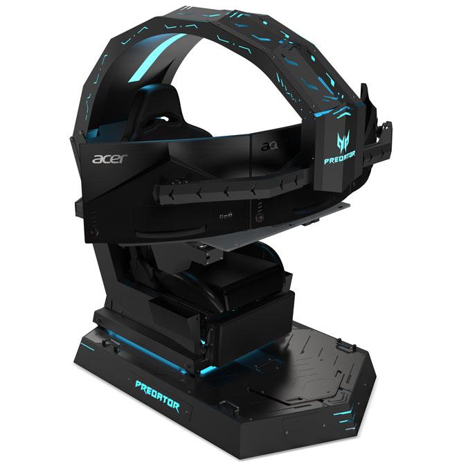 Acer анонсировала на IFA 2018 игровые мониторы Predator и Nitro, а также несколько аксессуаров