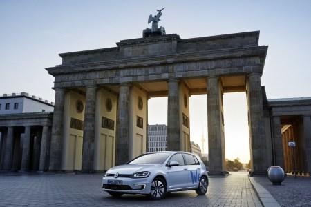 Volkswagen откроет каршеринг электромобилей «We Share» в Берлине во втором квартале 2019 года, годом позже сервис запустят в Европе и США