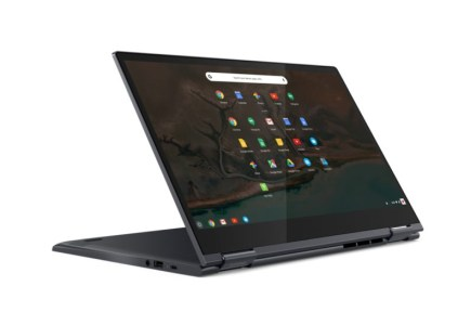 Lenovo показала несколько моделей Chromebook, включая премиальную версию 2-в-1 за $600