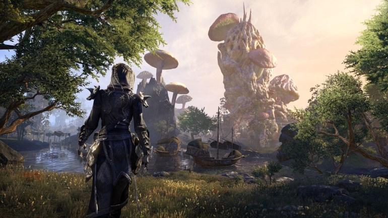 Игру The Elder Scrolls Online можно опробовать бесплатно до 15 августа, включая зону Вварденфелл