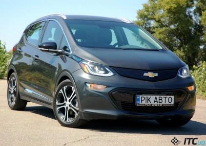 Электрокар Chevrolet Bolt: хорош, но…