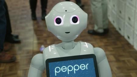 Робот Pepper начнет улавливать разницу между сложными эмоциями пользователя