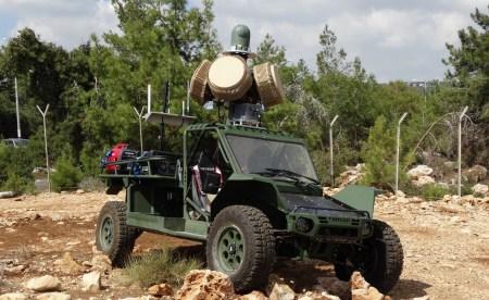 Британские военные базы оснастят израильскими системами защиты от БПЛА