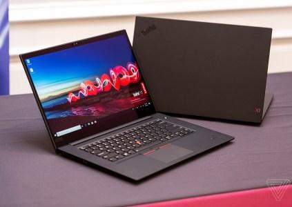 Ноутбук Lenovo ThinkPad X1 Extreme с 15,6-дюймовым дисплеем оценивается в $1860 минимум