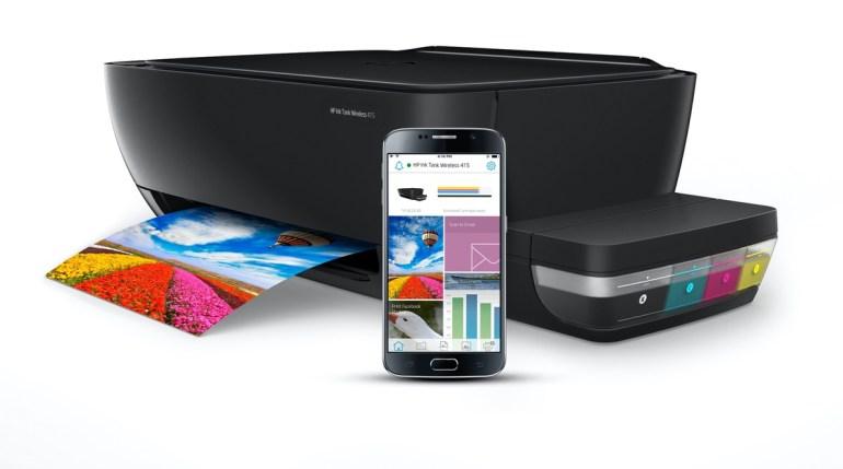 HP Ink Tank Wireless 415: печатаем много и дешево
